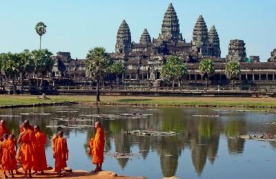 Angkor Temples Cambodia