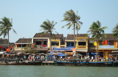 Boat trip for Hoian real lives half day
